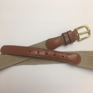 Coach Accessories - Coach | Vintage Tan and Brown Belt